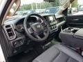 2020 1500 Tradesman Quad Cab 4x4 Black/Diesel Gray Interior