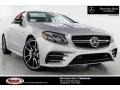 Iridium Silver Metallic 2019 Mercedes-Benz E 53 AMG 4Matic Cabriolet