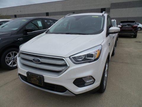 2019 Ford Escape Titanium Data, Info and Specs