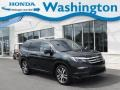 Black Forest Pearl 2016 Honda Pilot Touring