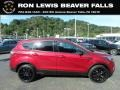 2017 Ruby Red Ford Escape Titanium 4WD #135223469