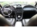 2000 Ford Mustang Dark Charcoal Interior Dashboard Photo