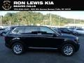 Ebony Black 2020 Kia Telluride LX AWD