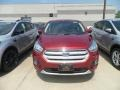 2019 Ruby Red Ford Escape SE  photo #2