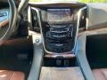 2015 Cadillac Escalade Kona Brown/Jet Black Interior Controls Photo