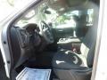 2020 Silver Ice Metallic Chevrolet Silverado 1500 Custom Double Cab 4x4  photo #15