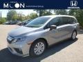 Lunar Silver Metallic 2019 Honda Odyssey LX