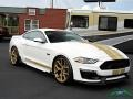 2019 Oxford White Ford Mustang Shelby GT-H Coupe  photo #7