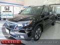 Crystal Black Pearl - Ridgeline RTL AWD Photo No. 1