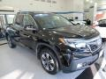 Crystal Black Pearl - Ridgeline RTL AWD Photo No. 3