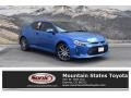 Blue Streak Metallic 2015 Scion tC