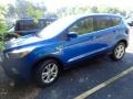 2017 Lightning Blue Ford Escape SE 4WD #135288225