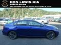 Sea Blue 2020 Kia Forte GT-Line