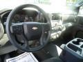 2020 Summit White Chevrolet Silverado 1500 Custom Double Cab 4x4  photo #19