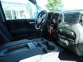 2020 Summit White Chevrolet Silverado 1500 Custom Double Cab 4x4  photo #37