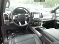 2019 Ford F250 Super Duty Black Interior Interior Photo