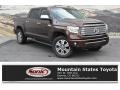 2015 Sunset Bronze Mica Toyota Tundra Platinum CrewMax 4x4 #135314646