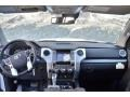 2019 Toyota Tundra Black Interior Dashboard Photo