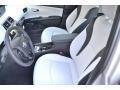 Front Seat of 2019 Prius XLE AWD-e