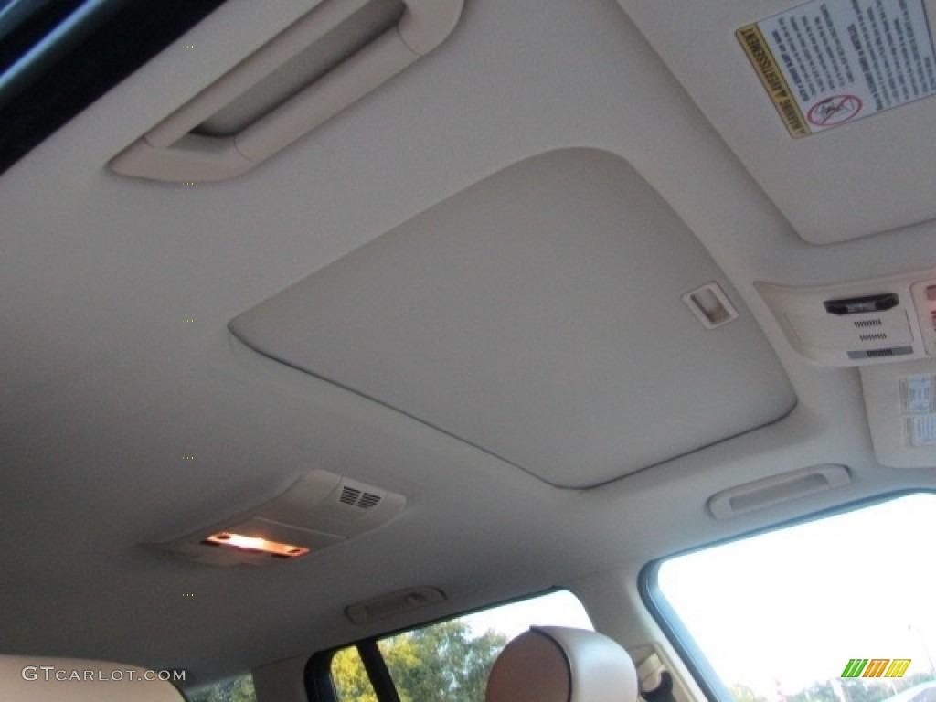 2006 Range Rover HSE - Java Black Pearl / Ivory/Aspen photo #23