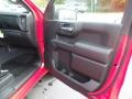 2020 Red Hot Chevrolet Silverado 1500 Custom Double Cab 4x4  photo #37