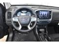 Dashboard of 2020 Canyon SLE Crew Cab 4WD