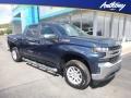 2020 Northsky Blue Metallic Chevrolet Silverado 1500 LT Z71 Crew Cab 4x4 #135328897