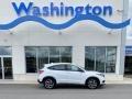 Platinum White Pearl 2019 Honda HR-V Sport AWD