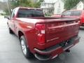 2020 Cajun Red Tintcoat Chevrolet Silverado 1500 Custom Double Cab 4x4  photo #7