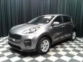 Mineral Silver - Sportage LX Photo No. 2