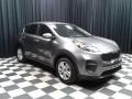 Mineral Silver - Sportage LX Photo No. 4
