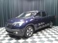 Obsidian Blue Pearl - Ridgeline RTL-T AWD Photo No. 2