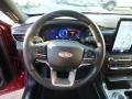 Ebony Steering Wheel Photo for 2020 Ford Explorer #135352649