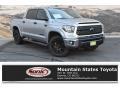 2018 Silver Sky Metallic Toyota Tundra SR5 CrewMax 4x4 #135347680