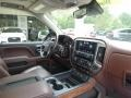 2014 White Diamond Tricoat Chevrolet Silverado 1500 High Country Crew Cab 4x4  photo #12