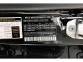 2020 GLS 450 4Matic Black Color Code 040