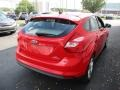 2013 Race Red Ford Focus SE Hatchback  photo #5