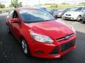 2013 Race Red Ford Focus SE Hatchback  photo #7