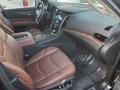 2019 Cadillac Escalade Kona Brown/Jet Black Accents Interior Front Seat Photo