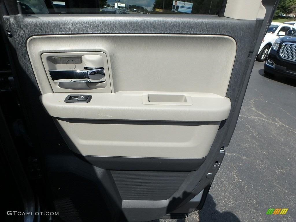 2011 Ram 1500 SLT Quad Cab 4x4 - Mineral Gray Metallic / Dark Slate Gray/Medium Graystone photo #8