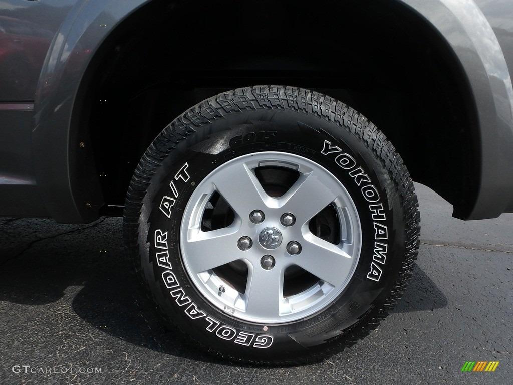 2011 Ram 1500 SLT Quad Cab 4x4 - Mineral Gray Metallic / Dark Slate Gray/Medium Graystone photo #16