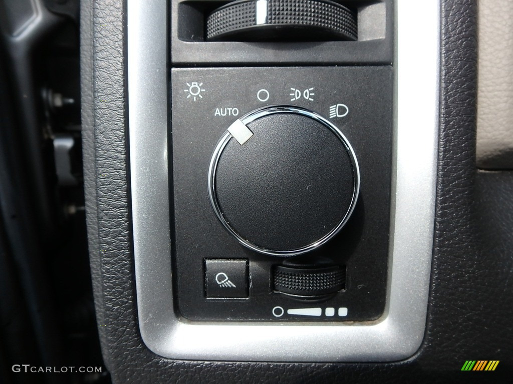 2011 Ram 1500 SLT Quad Cab 4x4 - Mineral Gray Metallic / Dark Slate Gray/Medium Graystone photo #19