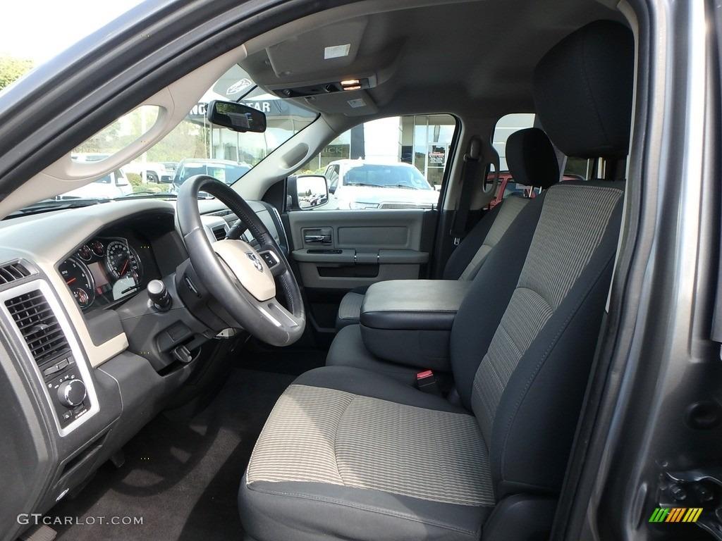 2011 Ram 1500 SLT Quad Cab 4x4 - Mineral Gray Metallic / Dark Slate Gray/Medium Graystone photo #20