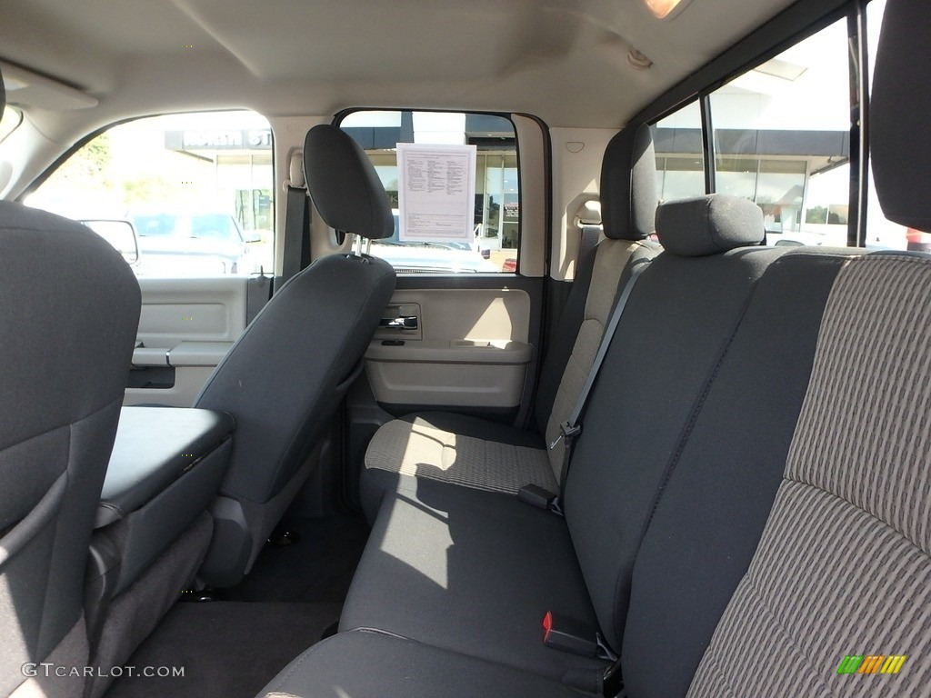 2011 Ram 1500 SLT Quad Cab 4x4 - Mineral Gray Metallic / Dark Slate Gray/Medium Graystone photo #21