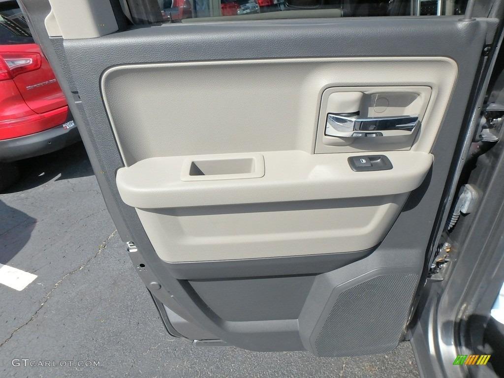 2011 Ram 1500 SLT Quad Cab 4x4 - Mineral Gray Metallic / Dark Slate Gray/Medium Graystone photo #23