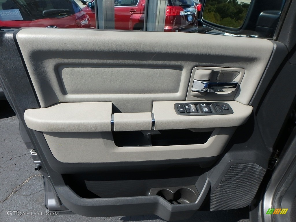 2011 Ram 1500 SLT Quad Cab 4x4 - Mineral Gray Metallic / Dark Slate Gray/Medium Graystone photo #24