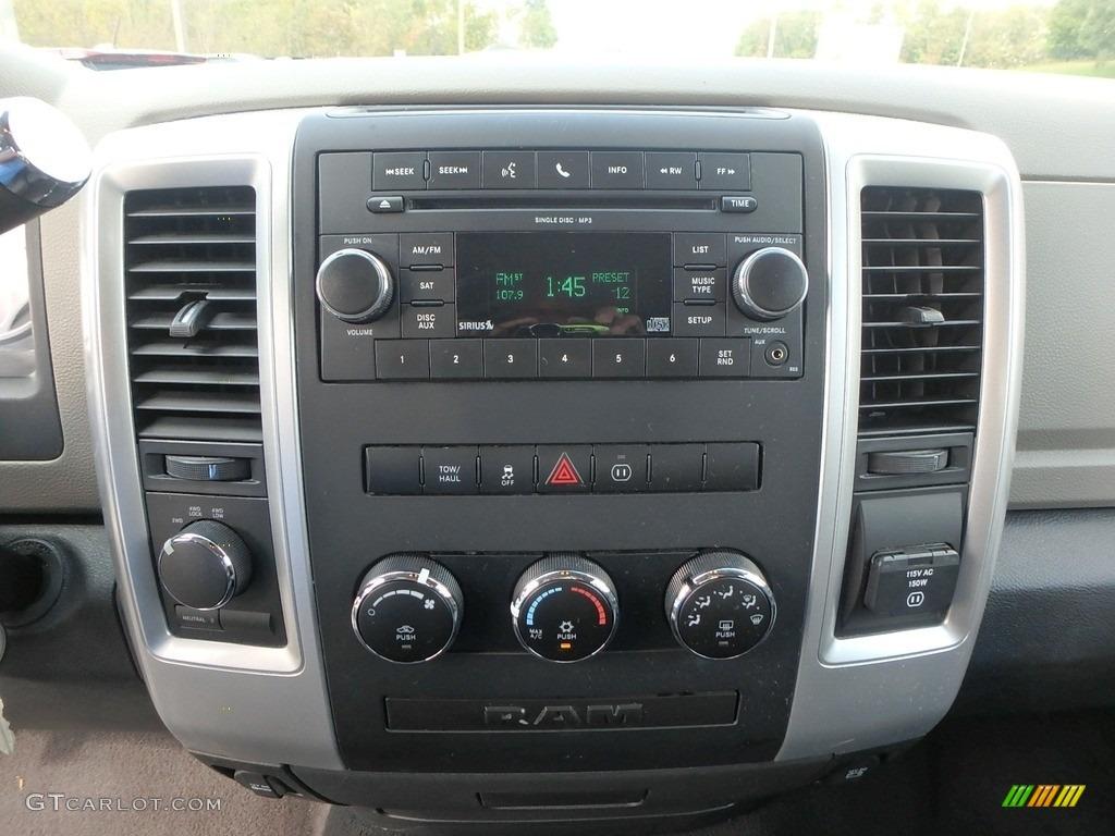 2011 Ram 1500 SLT Quad Cab 4x4 - Mineral Gray Metallic / Dark Slate Gray/Medium Graystone photo #28