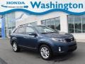 Wave Blue 2014 Kia Sorento EX V6 AWD