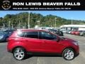 2019 Ruby Red Ford Escape Titanium 4WD #135383085