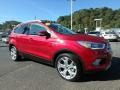 2019 Ruby Red Ford Escape Titanium 4WD  photo #9